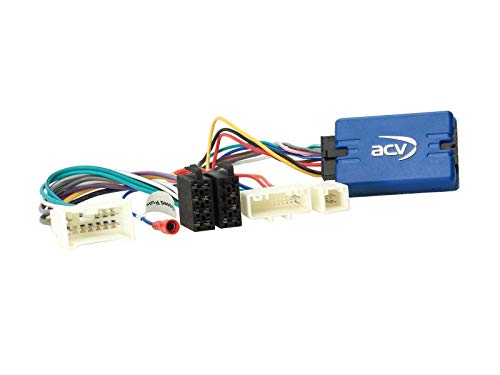 Lenkradfernbedienung Adapter Renault Captur / Master / Trafic 2013 > Master Radio