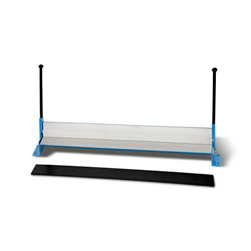 EBERTH Plieuse de tôle manuelle (largeur matériau max. 760mm, epaisseur matériau max. 1,2mm acier, rayon de courbure jusqu'à 90°, poids 14,5kg)