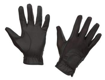 Covalliero Handschuhe Summer Tech Nubukoptik, schwarz, S, 323841