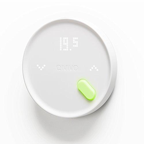 qivivo thermostat connect sans fil contact sec meilleur choix. Black Bedroom Furniture Sets. Home Design Ideas