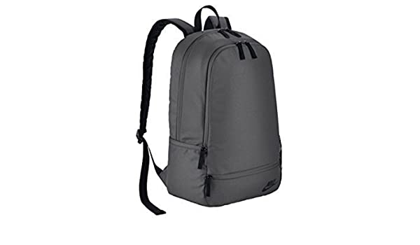 1a6c1a788 Nike Classic North Solid Backpack for Men, One Size grey Gris (Dark Grey /  Dark Grey / Black) Size:only size by Nike: Amazon.co.uk: Sports & Outdoors