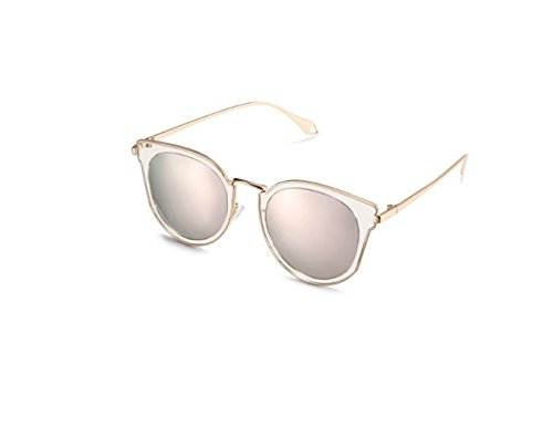 NHDZ Sunglasses, Women'S New Products, Fashion, Leisure, Travel, Polarized Light, Sunglasses, Trend Drivers, Driving, Anti Glare, Eye Fatigue, Toads, Sunglasses, Transparent Frames, Copper Powder.