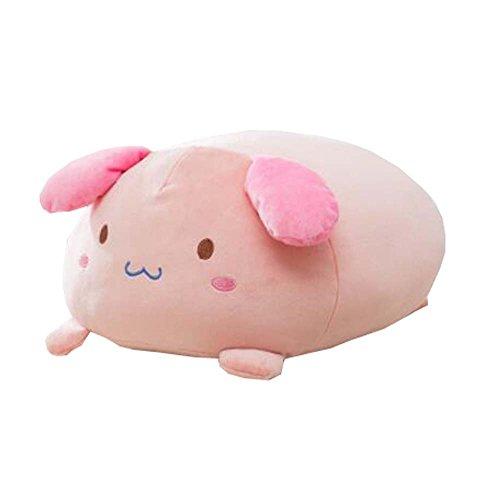 Kreatives Handwarmes Plüsch-Spielzeug-Kissen angefülltes weiches Spielzeug-weiches Plüsch-Kissen - Schwein