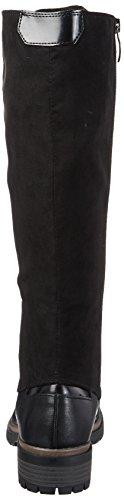 Bottes Tamaris Femme Black Noir 25625 ggw50f