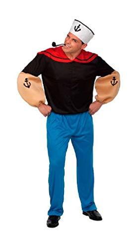 Fyasa 706279-t04Sailor Kostüm, groß (Kostüme Sailor Weiblich)