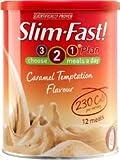 Slim Fast Powder Tin Caramel 438G