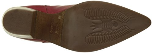 Donna Piu Damen 50200 Candida Cowboy Stiefel Rouge (Talco Rosso)