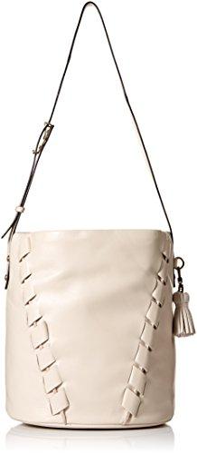The SAK Damen Collective Barolo Bucket Bag, Stone Kuta, Einheitsgröße (Geldbörse Sak Frauen)