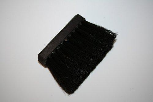1x Ersatzbesen zu Kaminbesteck mit weichen Borsten inkl. Bohrlöcher