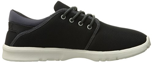 Etnies Scout, Sneakers Basses Homme Black Dark Grey Grey