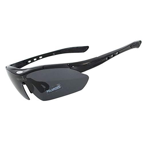 Beydodo Schutzbrille Infrarotlampe Brille Winddicht Unisex Sonnenbrille Schwarz Schutzbrillen zum Schutz der Augen