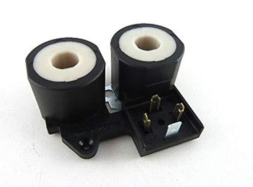 Glowworm doppelt Magnetventil für 830Tandem Ventile 800375 - Heizung Ventil Magnetventil