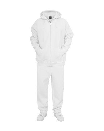 Urban Classics Blank Suit Abbigliamento sportivo bianco