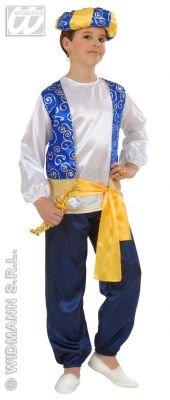 Arabische Prinzen - Kinder Kostüm - Small - (Arabische Ideen Kostüm)
