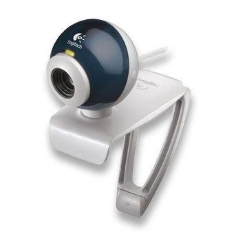 Logitech QuickCam Chat for Skype Webcam (Logitech Webcam 720p)