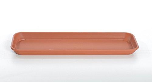 PLATEAU JARDINIERE INIS 50 cm terre-cuite (matière plastique)