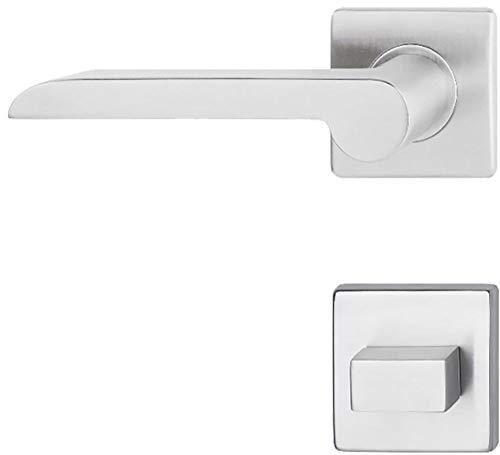 WC-Türgarnitur Geeignet für Türstärken 36 - 50 mm