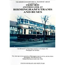 Another Look At Birmingham Trams and Buses - DVD - Online Video