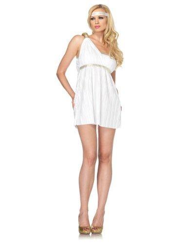 Leg Avenue Goodes Athena Kostüm M/L, 1 ()
