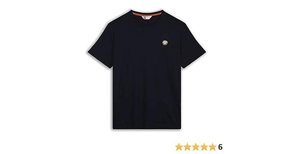 Bleu Marine T-Shirt mosa/ïque pour Homme RG ROLAND GARROS