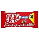 Nestle KitKat Chunky Chocolate 8 pack (48g)