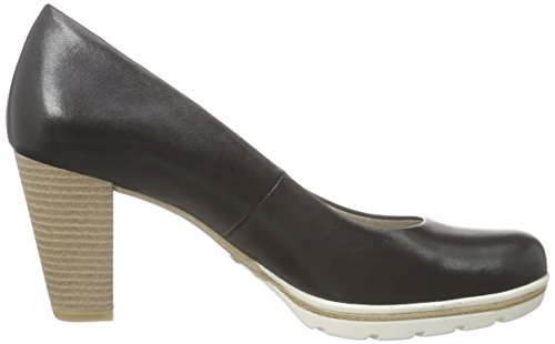 Marco Tozzi Premio 22419 Damen Pumps Schwarz (BLACK ANTIC 002)