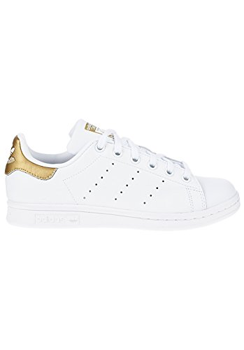 adidas Stan Smith J W Scarpa white/gold
