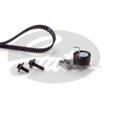 GAT K025433XS Jeu de courroies crantées PowerGrip