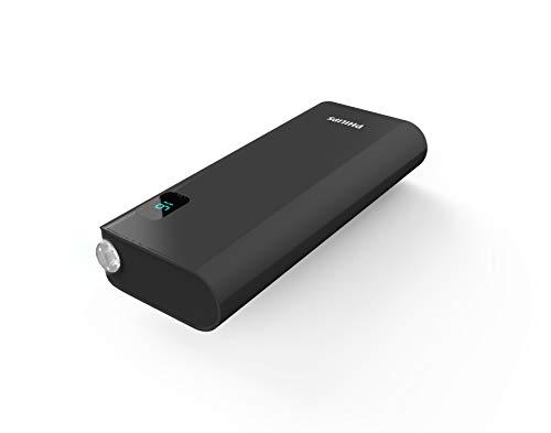 Philips DLP10016B 10000mAH Lithium Ion Power Bank (Black)