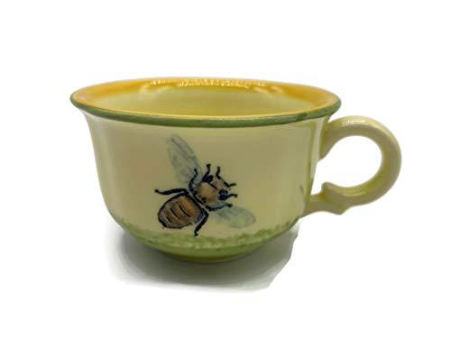 Zeller Keramik Espresso Obertasse Biene Tasse Trinkgefäß Geschirr NEU OVP