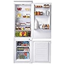 Candy CKBBS 100 S Built-in 250L A+ White fridge-freezer - Fridge-Freezers (250 L, N-ST, 40 dB, 3.5 kg/24h, A+, White)