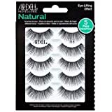 ARDELL 5 Pack Natural 105 Wimpernpflege, Black, 25 g