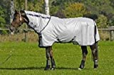 Horseware Amigo Bug Rug Fly Sheet 145cm Silver/Navy