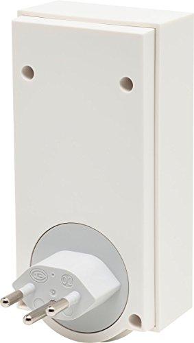 HomeMatic Funk-Schaltaktor 1-fach, Zwischenstecker, Typ J Schweiz, 141130A0 - 3