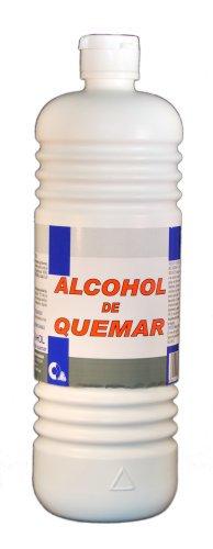 ALCOHOL DE QUEMAR 1 L