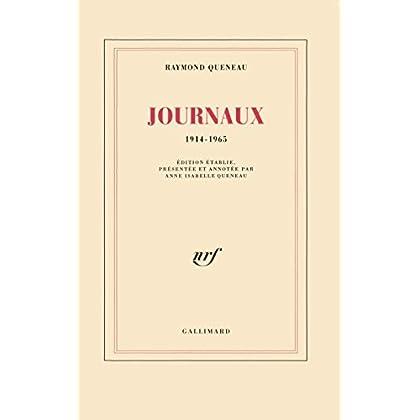 Journal, 1914-1965