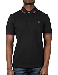 Fred Perry Polos mm3600 Noir