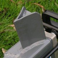 STAHLMANN® Holzspalter 7 Tonnen / 520mm liegend (inkl. Spaltkreuz und Tisch!) mit stufenlos verstellbaren Spaltweg bis max. 520 mm! TÜV/CE zertifiziert! - 5