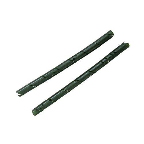 Xclou Baumschutzgitter gegen Wildverbiss - Spirale aus Kunststoff Haus- und Wildtierabwehr, Grün, 3,5 x 3,5 x 60 cm