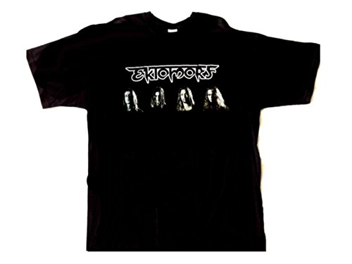 EKTOMORF - Tour 2006 - T-Shirt - Größe Size XXL (Shirt 2006 Tour)