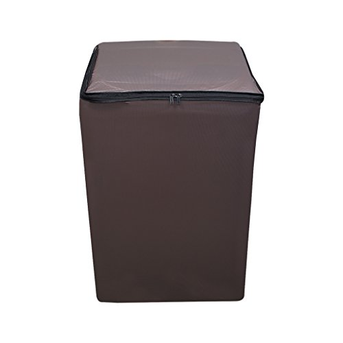 Dream Care Golden Colored Washing machine cover for Fully Automatic Top Load LG T7567TEELH 6.5 Kg  available at amazon for Rs.359