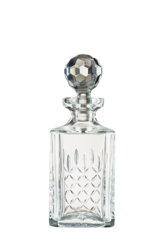 Dornberger 1-Piece Dorchester Square Decanter and Cut 0.24