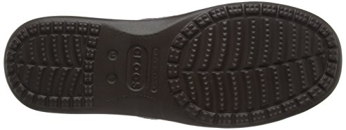 Crocs Santa Cruz Clean Cut Lfr M Scarpe Low-Top, Uomo Marrone (Espresso/Espresso)