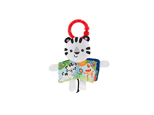 Fisher-Price - Cbk70 - Hochet - Petits Livres - Tigre De La Jungle
