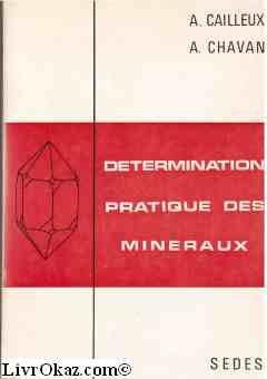Détermination des minéraux
