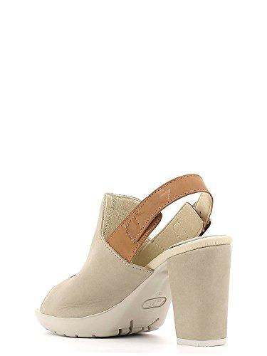 CallagHan 99101 Sandale Femme Sable