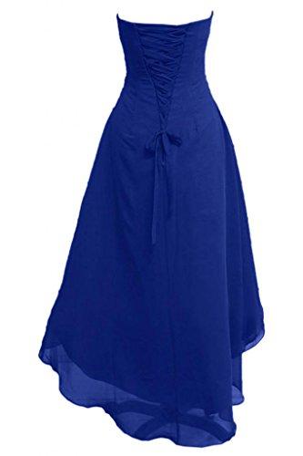 Sunvary spalline incrociate e corsetto da donna, a tacco basso, con fodero Gowns tromba Dark Green