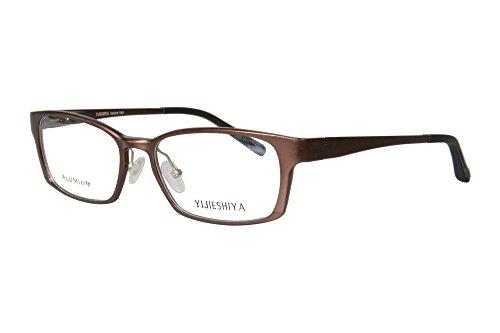 SHINU Aluminium Rahmen Optische Brillen für Frauen Bunte Metall Brillen (Brillen Cop)