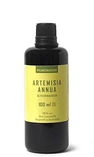Alkoholfreier Artemisia Annua Pflanzenauszug, Glycerinauszug des Einjährigen Beifußes 100 ml