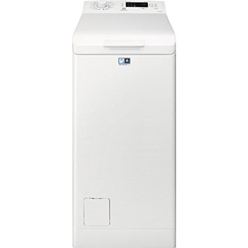 Electrolux EWT1366AZ2 Autonome Charge supérieure 6kg 1300tr/min A+++ Blanc machine à laver - Machines à laver (Autonome, Charge supérieure, Blanc, boutons, Rotatif, Haut, LCD)